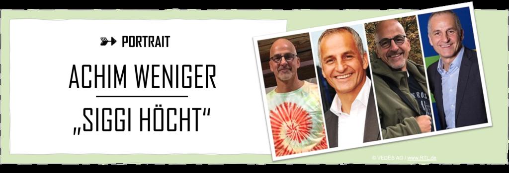 Achim Weniger Banner