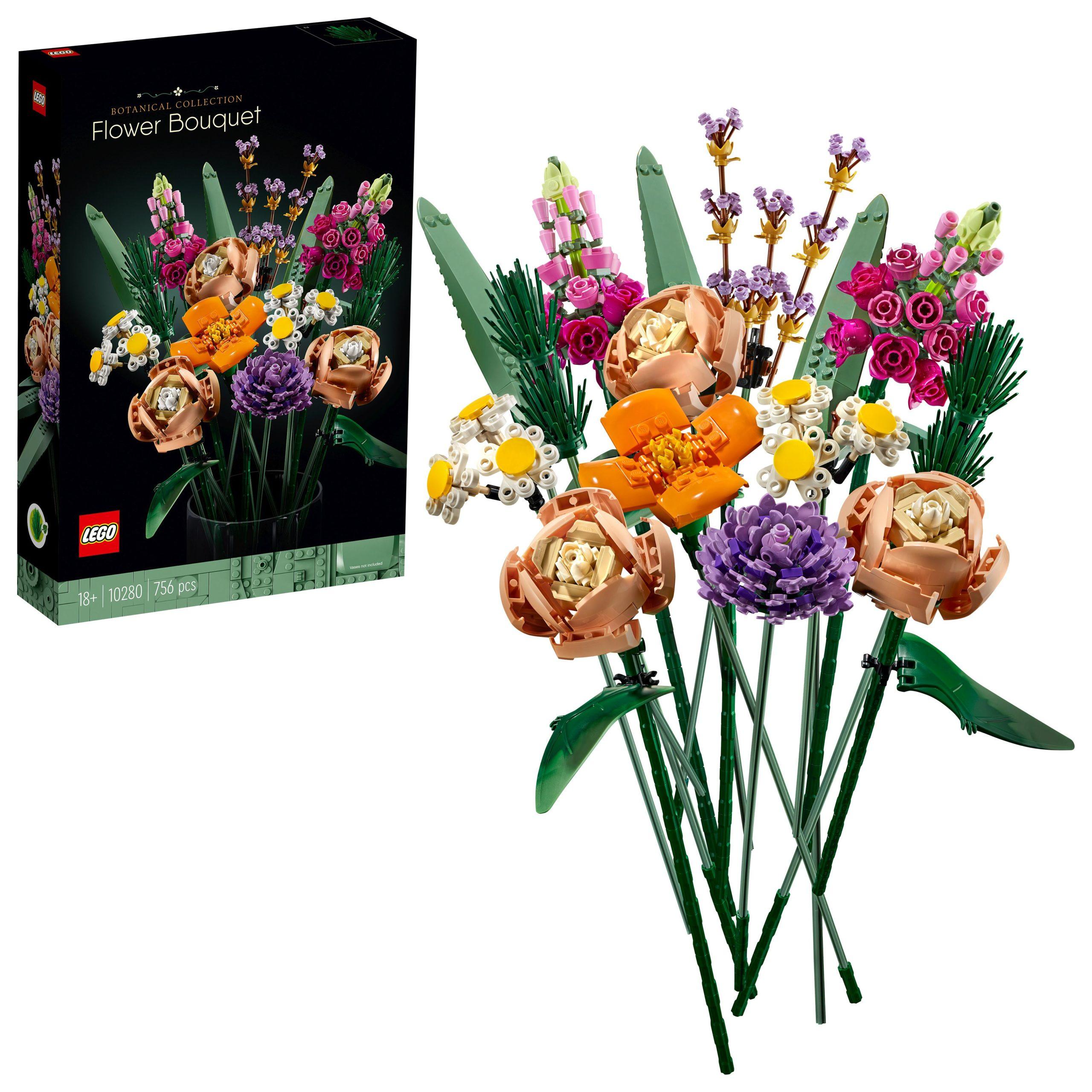 LEGO Blumenstrauß