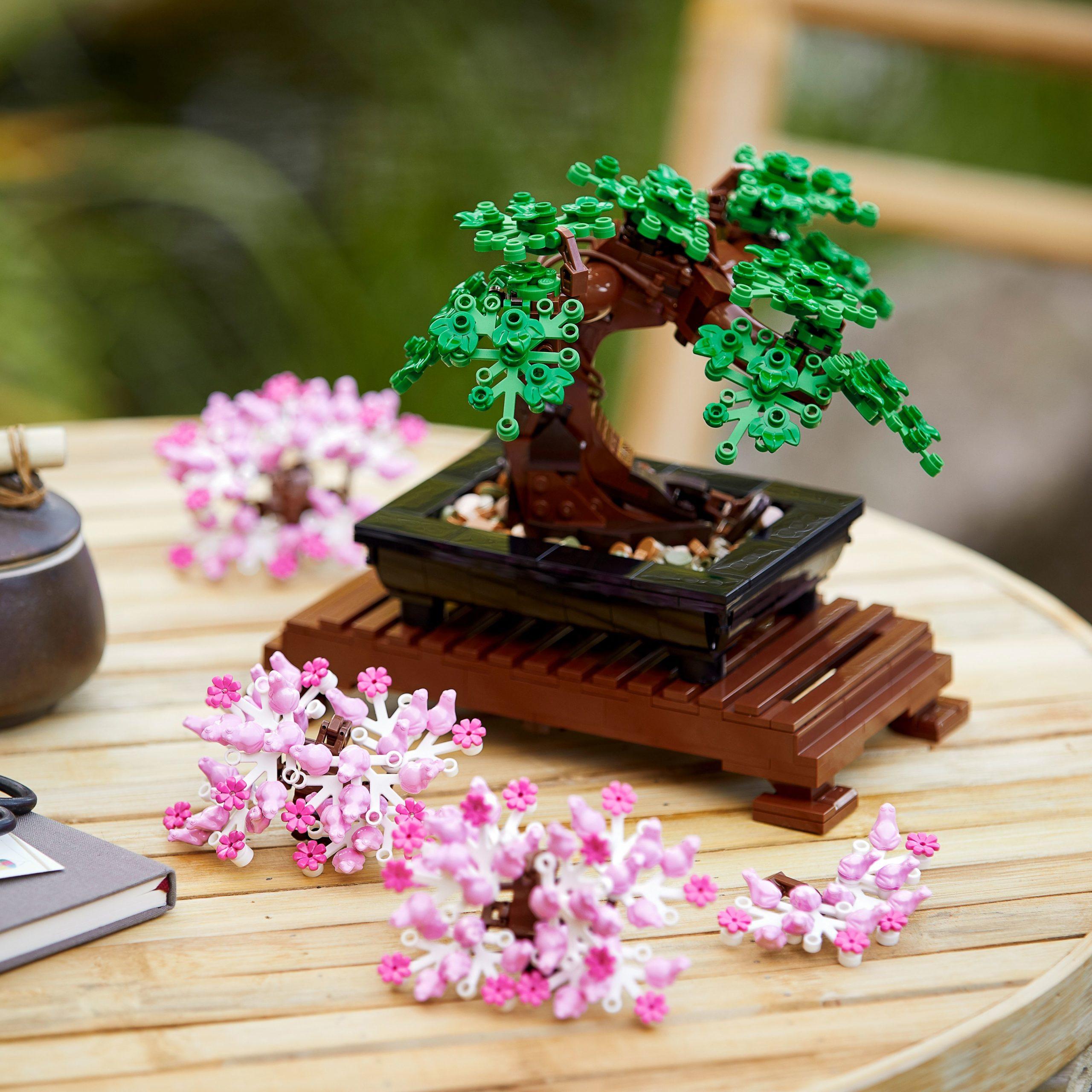 LEGO Bonsai Baum