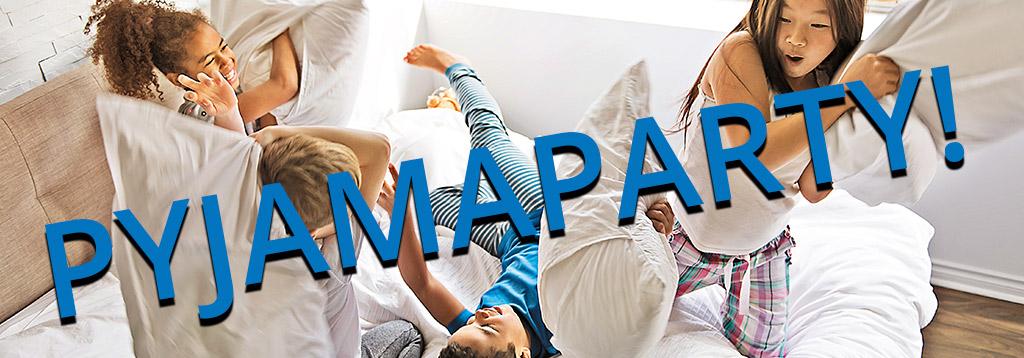 Pyjamaparty Ideen